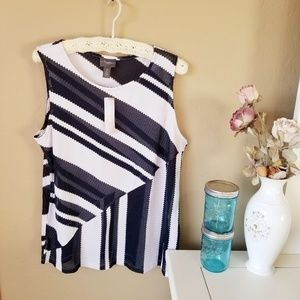 🌿NWT Chicos travelers top🌿